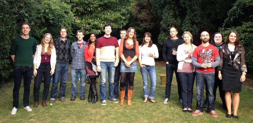 TCN Lab Group Photograph